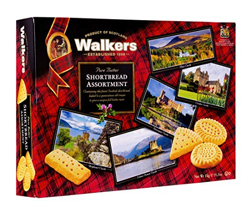 Walkers Shortbread Assorted Shortbread