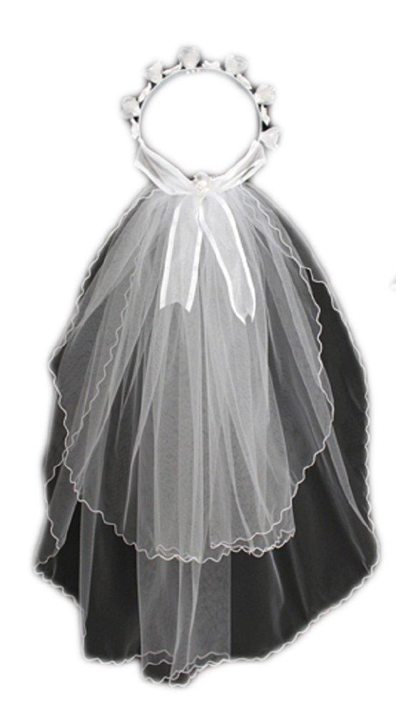 First Communion Veil First Communion Veil (Bow)