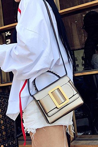 Braided Belt Messenger Bag - 9