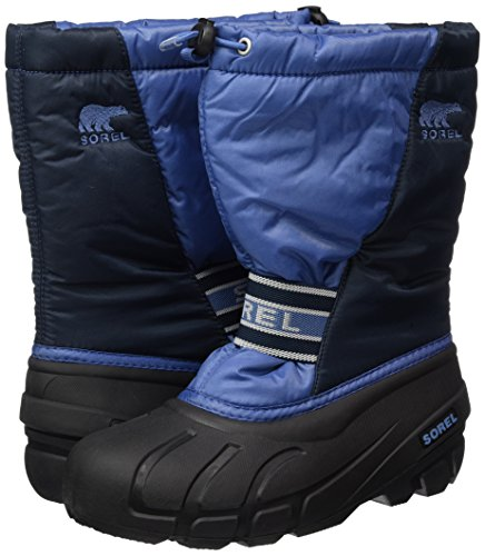 Pictures of Sorel Youth Cub B Cold Weather Boot ( Blues 7 M US Big Kid 4