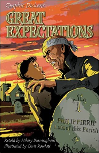 Book Great Expectations (Graphic Dickens)