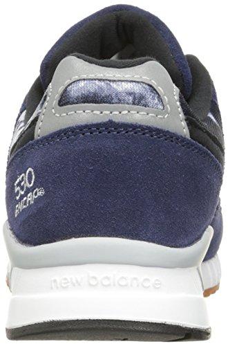 Pigment 530 Chaussures mesh suede Black silver Leather Femme Mink Lifestyle Balance Gymnastique De New vXq5Yx