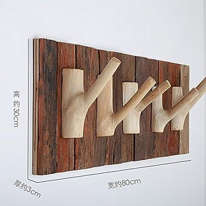 cnmdgbwy el Original madera Peg Retro personalidad creativa ...