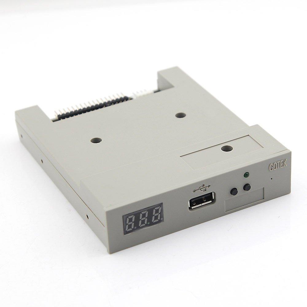 Emulador de disquetera SFR1M44-U100, para disquetes de 1,44 MB, 9 cm, USB, SSD Owfeel(TM) 4328516413