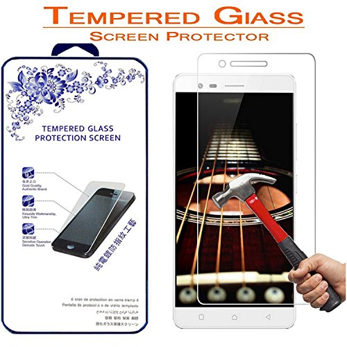 Tempered Glass For Lenovo K5 Note (Clear) - 7