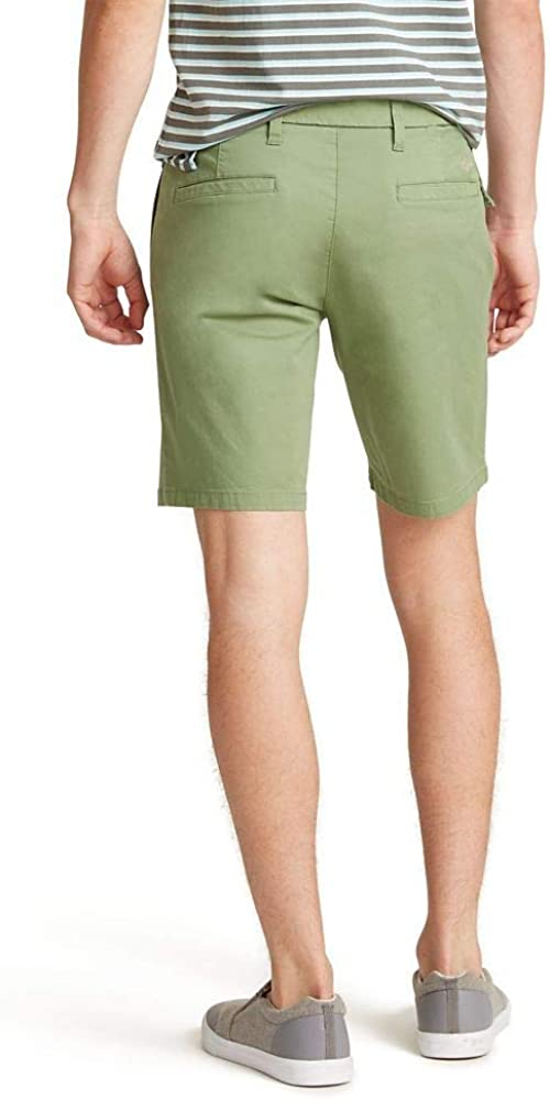 Dockers Mens Straight Fit Supreme Flex Ultimate Short