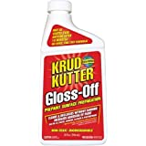KRUD KUTTER GO32 Gloss-Off Prepaint Surface Preparation, 32-Ounce by Krud Kutter