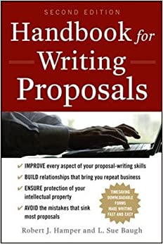 Descargar Libros En Gratis Handbook For Writing Proposals, Second Edition Donde Epub