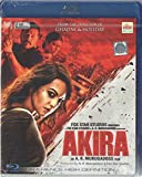 Akira (Sonakshi Sinha, Brand New Single Disc Blu-Ray, Hindi language, With English Subtitles, Released By Ultra Dvd)