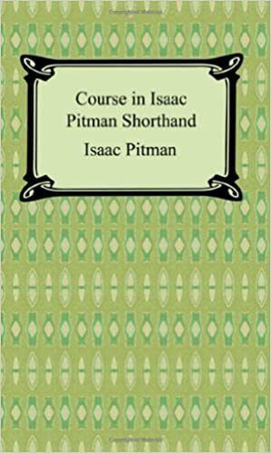 Course in isaac pitman shorthand issac pitman 9781420929454 course in isaac pitman shorthand issac pitman 9781420929454 amazon books fandeluxe Choice Image