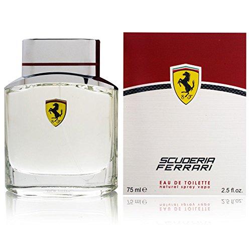 - Scuderia Ferrari Men Eau-de-toilette Spray by Ferrari, 2.5 Ounce