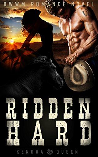 Search : Ridden Hard:  A BWWM Cowboy Romance