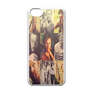 diy Custom Cell Phone Case for iphone 5c iphone 5c - The Walking Dead case 5