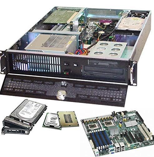 HP ProLiant DL385R05 Server - 2 x Opteron 2.3GHz - 4GB DDR2 SDRAM - Ultra ATA RAID Controller, Serial Attached SCSI -