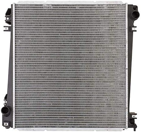 Spectra Premium CU2342 Complete Radiator product image