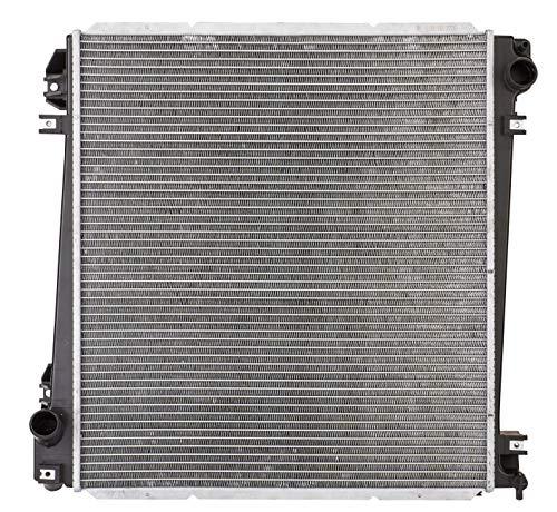 02 explorer radiator - 2