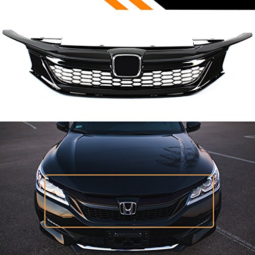 Fits for 2016-2017 9th Generation Honda Accord