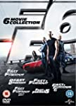 Fast & Furious : The 6 Movie Collecti...