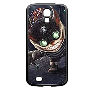 Ziggs-004 League of Legends LoL For Case HTC One M7 Cover Hard Black