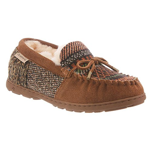 BEARPAW Womens Hickory Size Slipper Patchwork Mindy 5 OPwxrOq