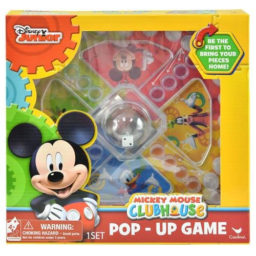 Disney Mickey Mouse Pop up Game]()