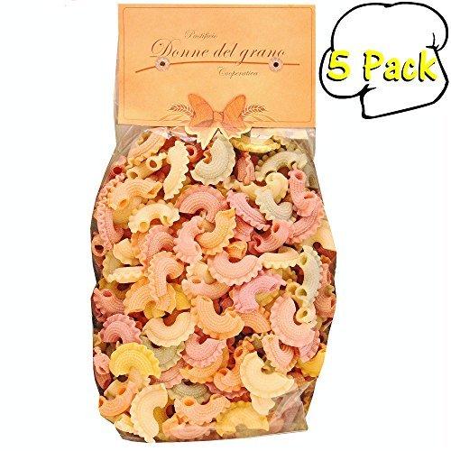 italian-donne-del-grano-rooster-neck-color-galletti-verdure-178oz-500gm-5-per-case-by-donne-del-gran