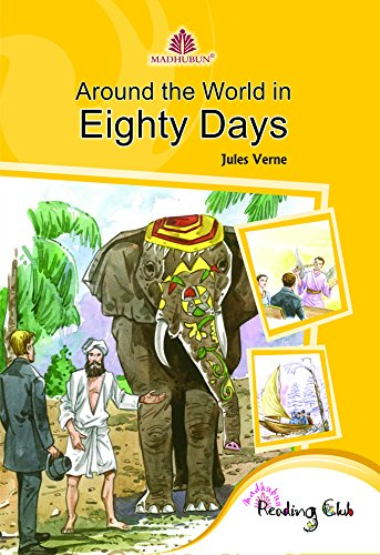 Around the World in Eighty Days (English Edition)