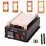 LCD Separator Machine 110V US Plug Build-in Vacuum Pump Touch Screen Repair Machine with Mould 4 5 6