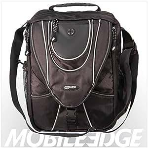 Amazon.com: Mobile Edge Black/Silver Mini Messenger Bag