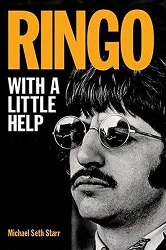 Ringo: With a Little Help [Michael Seth Starr] (Tapa Blanda)