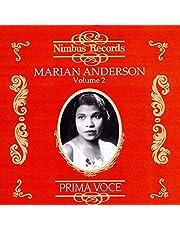Marian Anderson Vol.2