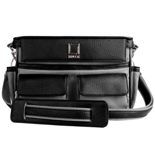 lencca-coreen-charcoal-black-camera-bag-for-nikon-d500-d7200-d810a-d5500-d750-d810-d3300-df-d610-d53