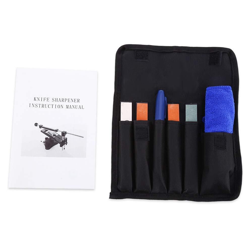 Amazon.com: Cuchillo de chef sistema de molienda lápiz Apex ...