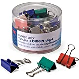 OIC(R) Binder Clips, Medium, Pack Of 24