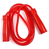 SR-2 Twins Special Heavy Jump Skipping Rope (Red) Review