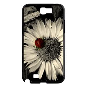 Custom Ladybug Hard Back HTC One M7 NT324