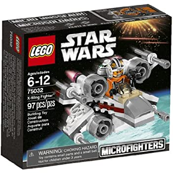 Amazon Lego Star Wars Microfighters Series Resistance X Wing