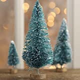Factory Direct Craft Assorted Size Mini Sisal Trees 32 Pcs