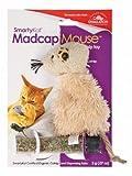 SmartyKat MadcapMouse Refillable Catnip Toy, My Pet Supplies