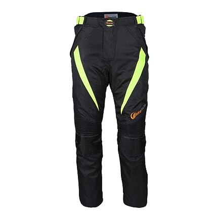 Xianheng Traje de Ciclismo - Pantalones de Moto Motocicleta para Invierno Caliente Impermeable Contra Viento Profesional con Set de Equipo de ...