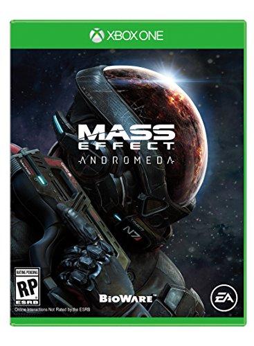 Mass Effect Andromeda (Mass Effect Andromeda Deluxe Edition Xbox One)