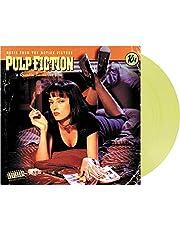 Pulp Fiction (Original Soundtrack) (Limited Translucent Yellow Vinyl)