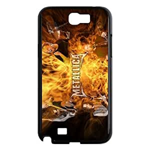 Metallica For Samsung Galaxy Note 2 N7100 Cases Cover Cell Phone Cases STL542896