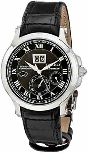 dccf76b8b633e Shopping Seiko - Leather - Calendar - Wrist Watches - Watches - Men ...