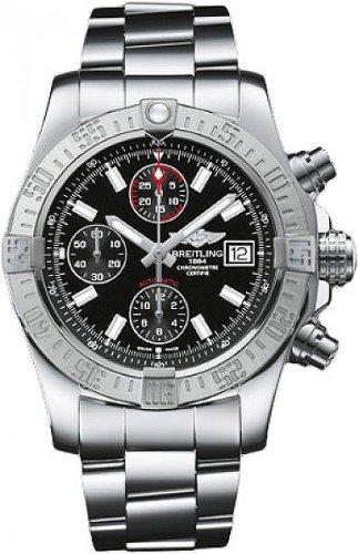 Breitling A1338111.BC32.170A - Reloj, Correa de Acero: Amazon.es: Relojes