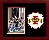 NCAA Iowa State Cyclones University Spirit Photo Frame (Vertical)