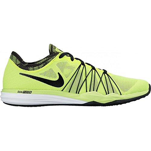 Nike Dual W Zapatillas Senderismo black verde Para De Prnt volt Fusion Verde white Hit Tr Mujer frfqB5w