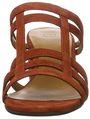 Sandals Rusty Vagabond Women's Saide Red 48 Red qAnS4wR6x