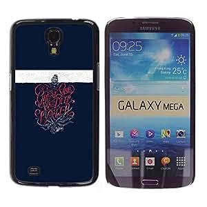 Planetar® ( Ship Kraken Monster Sea Ship Sailing ) Samsung Galaxy Mega 6.3 / i9200 / SGH-i527 Fundas Cover Cubre Hard Case Cover