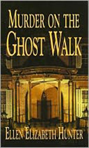 Murder On The Ghost Walk (Magnolia Mystery Wilmington Series Book 1) -